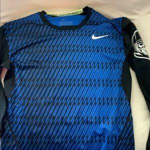 Nike pro combat gear men's